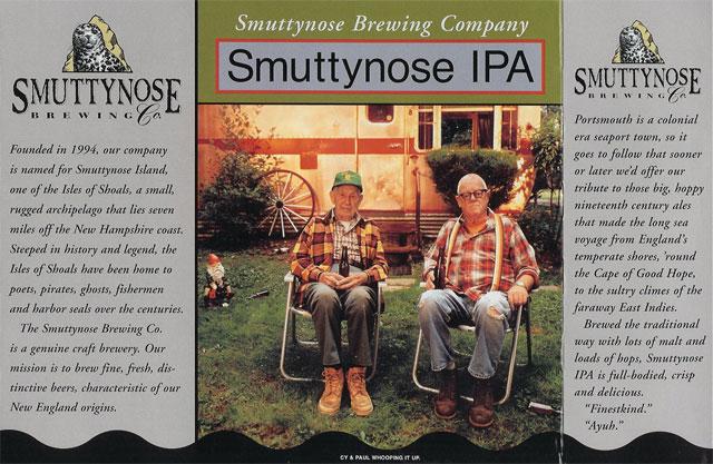 Smuttnose IPA